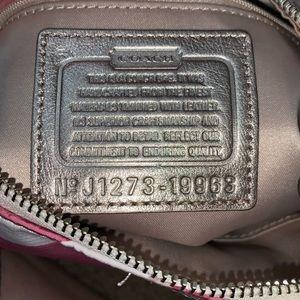 Coach Bags - NWT Coach Rare opt art sequin shoulder bag